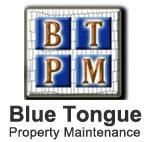 Blue Tongue Logo