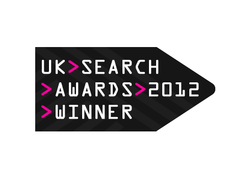 uk searck awards winner 2012