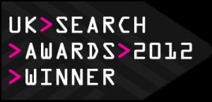 uk searck awards winner 2012