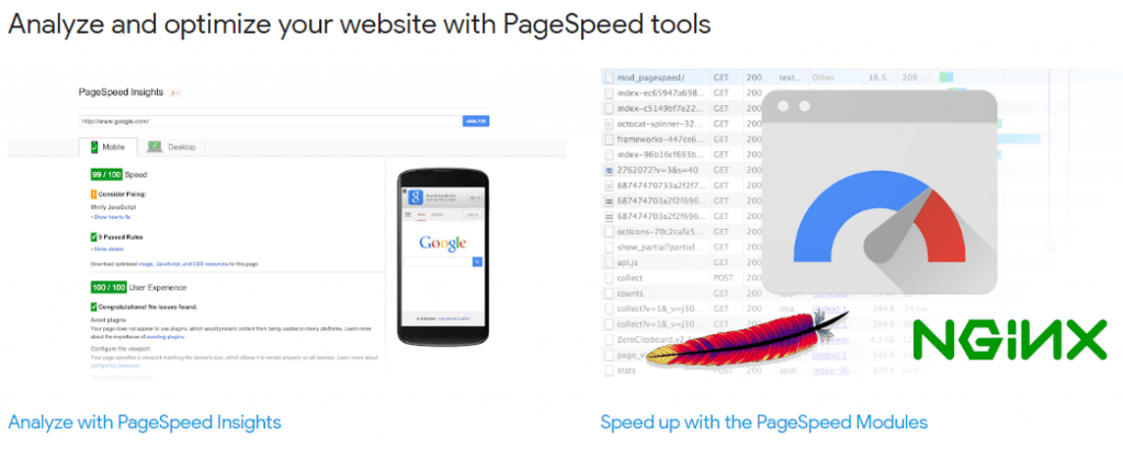 PageSpeed Insights - helping you optimise website speed